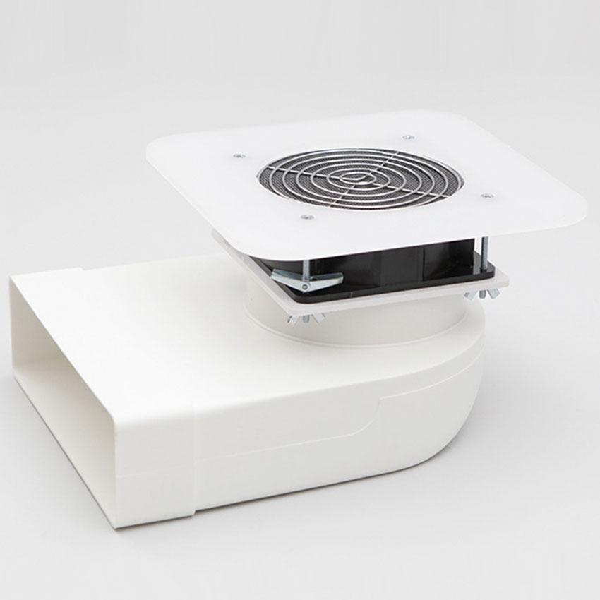 Купить Встраиваемый пылесос ultratech. HB13